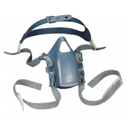 3M - 7581 - Respirator 3m 7500 Replacement Head-strap Assembly, Ea
