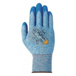 Ansell-Edmont - 11-920-7 - 255002 Hyflex- Ansell Grip- Nitrile Palm Coat