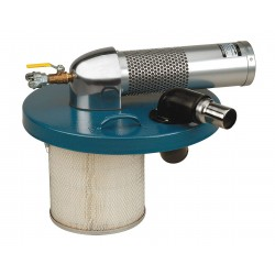 Nortech - N301BCX-NED - Pneumatic Vacuum , Air Flow 89 cfm, std.