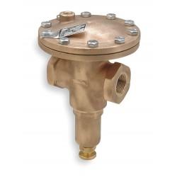 Pentair - D-51 - D-51 Series 5-7/8L Bronze Vacuum Pressure Regulator, 2 to 30 in. Hg