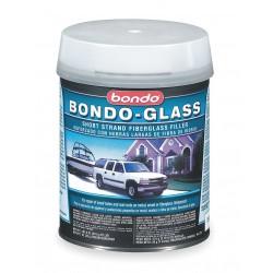 Bondo - 272 - Bondo - Glass Reinforcedfiller - Quart W/cap