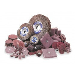 Merit Abrasives - 08834169025 - Grinding/Finishing Test Kit