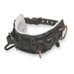 Honeywell - 95N/D26BR - Miller by Honeywell D26 Full Floating Linemen's Belt With 1 3/4 Waist Strap And Leather Body Pad, ( Each )