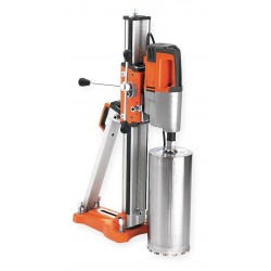 Husqvarna - DMS280 - Diamond Coring Rig, 20 Amps @ 120V, 3.0 Motor HP, 350/780/1340 No Load RPM