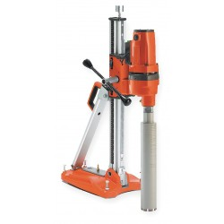 Husqvarna - DMS 180 - Diamond Coring Rig, 15 Amps @ 120V, 2.3 Motor HP, 540 No Load RPM