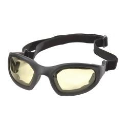 3M - 40687-00000-10 - Anti-Fog Tactical Goggles, Gray Lens Color