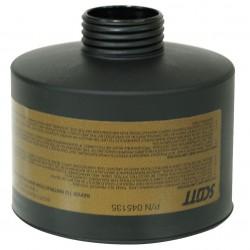 Scott / Tyco - 045135 - Gas Mask Cartidge For Use With Mfr. No. M120, M112, AV2000, AV3000SureSeal, C420 +
