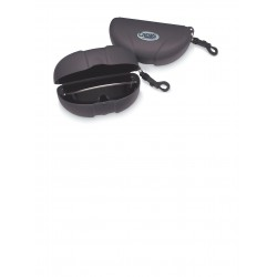 Crews - 207 - Eyeglass Case- Blackmolded Plastic