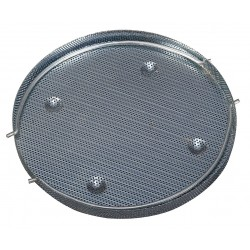 Justrite - 11171 - Parts Basket For 3TCF6, Galvanized Steel