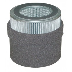 Solberg - 245P - Polyester Replacement Filter Element