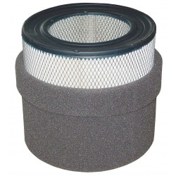Solberg - 244P - Paper Replacement Filter Element