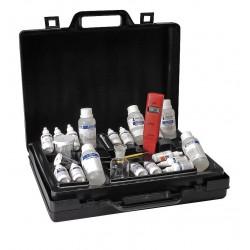 Hanna Instruments - HI 3814 - Hanna Ecology Test Kit Test Kit, Ecology, 110 Tests, Hanna Instruments (Kit of 1)