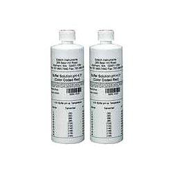 Extech Instruments - PH4-P - Ph4 Buffer Solution, Bottle, 2pint