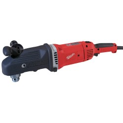 Milwaukee Electric Tool - 1680-21 - Right Angle Drill Kit, 1/2 Chuck Size (In.), 450/1750 Drill Speed (RPM)