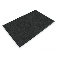 Notrax - 141S0046BL - Matting Superior Mfg Notrax Step And Drying Entryway 4x6 Black, Ea