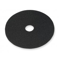 3M - 7200 - 13 Black Stripping Pad, Non-Woven Nylon/Polyester Fiber, Package Quantity 5