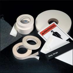 Other - 3UAV5 - 2 x 25 ft. Vinyl Double Sided Tape, 8.6 mil, White, 1EA