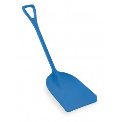 Remco - 69823 - Hygienic Shovel, Blue, 14 x 17 In, 42 In L