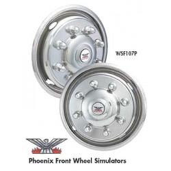Phoenix Textile Industries - GDF17 - Dual Wheel Simulators, Full Set, 16 In