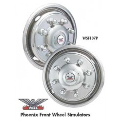 Phoenix Textile Industries - GDG01 - Dual Wheel Simulators, Full Set, 16 In