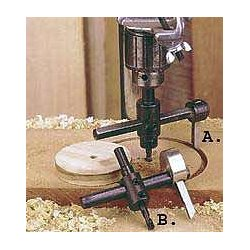 General Tools - 06 - Wheel And Circle Cutter 1-6in