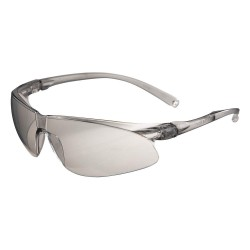3M - 11743-00000-20 - Safety Glasses, Gray, Scratch-Resistant