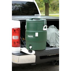 Igloo - 42052 - 10 Gal Hunter Green Body& Lid 400 Series