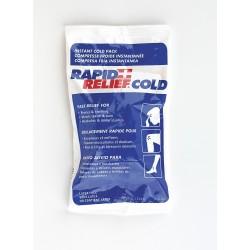 Rapid Aid - 31259-24 - 9 x 5 White/Blue Instant Cold Pack, 1EA