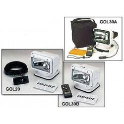 Golight - 2020 - Spotlight, Remote-Controlled, Black