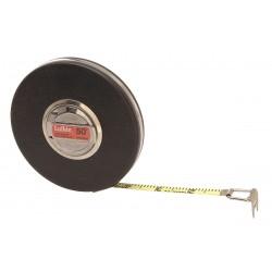 Lufkin - HW223D - 50 ft. Steel SAE Engineers Long Tape Measure, Brown
