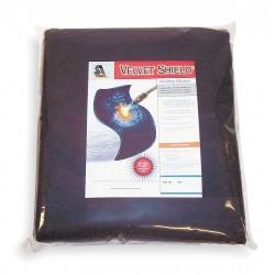 Steiner Industries - 316-6X6 - Carbonized Fiber Welding Blanket, 6 ft. High x 0.150 Wide x 6 ft. Thick, Black