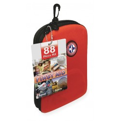 Medique - 40088 - First Aid Kit, Kit, Nylon Case Material, General Purpose, 1 People Served Per Kit