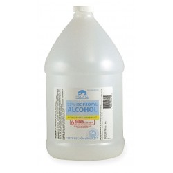 Medique - 26821 - Rubbing Alcohol, Liquid Solution, Bottle, 128.000 oz.