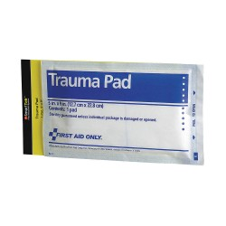 American Red Cross - FAE-5012 - Trauma Pad, Sterile, No