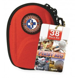 Medique - 40038 - First Aid Kit, Kit, Nylon Case Material, General Purpose, 1 People Served Per Kit