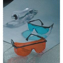 Uvex / Sperian - LOTG-YAG/KTP - OTG Uncoated Laser Safety Glasses with Brown Lenses