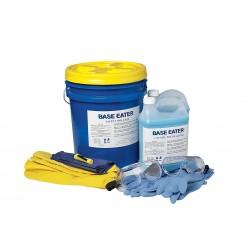 Base Eater - 4900-005 - Base Neutralizer, Neutralizes Bases, Liquid, 5 gal.