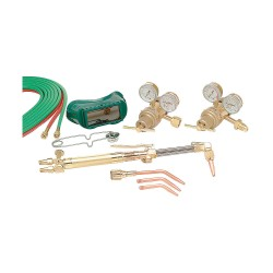 Harris - 4400017 - Harris Model 439296-C Oxygen Or Acetylene Cutting And Welding Outfit, CGA-510/540, ( Each )
