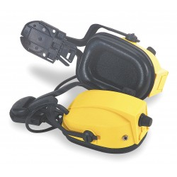 Howard Leight / Sperian / Honeywell - 1010632 - Yellow Ear Muff, Noise Reduction Rating NRR: 21dB, Dielectric: No