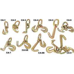 B/A Products - 11-7CL - Hook Cluster, Mini J, R and T, 4700Lb