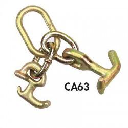 B/A Products - 11-7RH - Hook Cluster, T/Mini J and R, 4700Lb