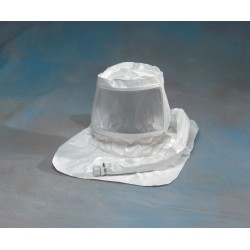 Allegro - 9911-20 - Allegro Industries Poly-Coated Tyvek Replacement Disposable Hood With Suspension, ( Each )