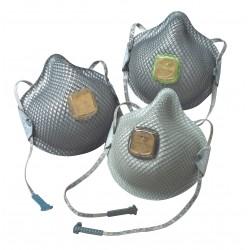 Moldex - 2841R95 - Respirator R95 With Organic Vapor Disposable Moldex Handystrap Small Niosh, 10/bx