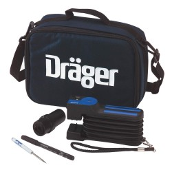 Draeger - 8317186 - Soft Side Hand Pump Kit, Includes Accuro Hand Pump, Deluxe Tube Opener, Spare Parts Kit, (10) Rubber