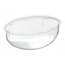 Acuity Brands Lighting - ELA VS - Vandal Guard Shield, For Use With Mf. No. ELM and ELM2