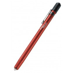 Streamlight - 65035 - Streamlight Stylus - Red - Clam packaged - White LED - Aluminum - Red