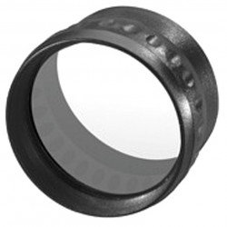 Streamlight - 90054 - Bezel/Lens Assembly, Black for Mfr. No. 91200
