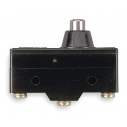 Omron - A-20GD-B7-K - 20A @ 480V Plunger, Short Industrial Snap Action Switch; Series A