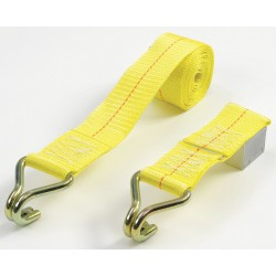 B/A Products - 38-TYS40 - Wrap-Around Strap, Ratchet, 6ft 8In x 2In