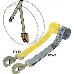 B/A Products - 38-TYS50 - Cargo Strap, 6 ft. 10 In. x 2 In.